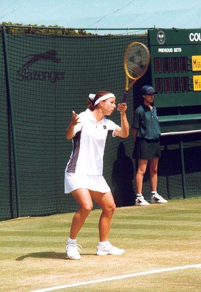 Tennis Pictures Page, Karen Cross